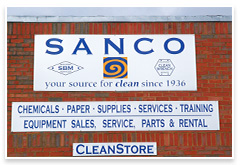 Sanco Clean - Clean Store