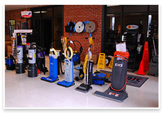 Sanco Clean Floor Cleaning Equipment