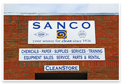 Sanco Clean Store